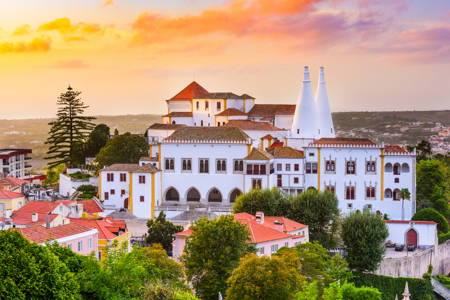 The Secrets of Sintra & Pena Palace