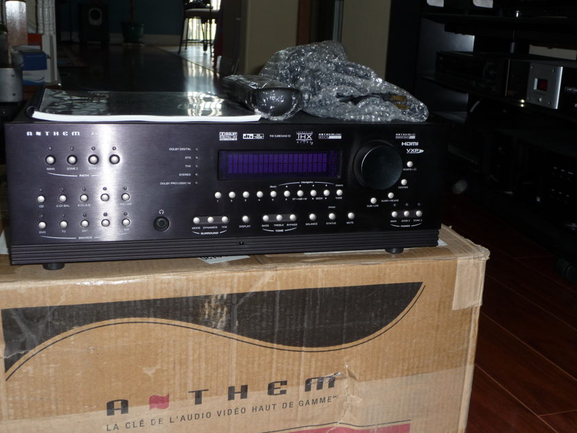 Anthem  AVM 50 Pre/Pro W/ ARC Kit  - All Like New!