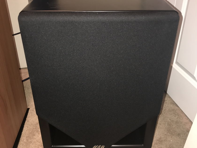 Hsu Research VTF15-MKII Dual Subwoofers black MINT NORTHEAST ONLY!
