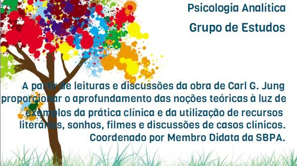 Grupo de Estudos Jung: Psicologia analítica, teoria e prática.