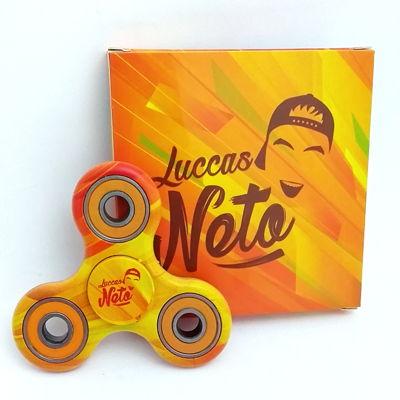 Hand Giro Spinner Luccas Neto Dragão de Fogo