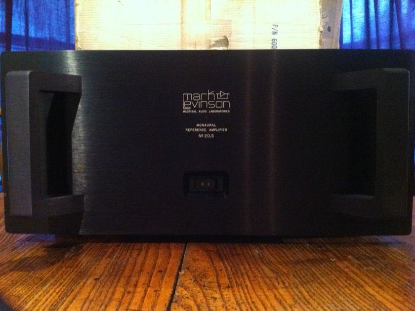 Mark Levinson 20.5 Amplifier