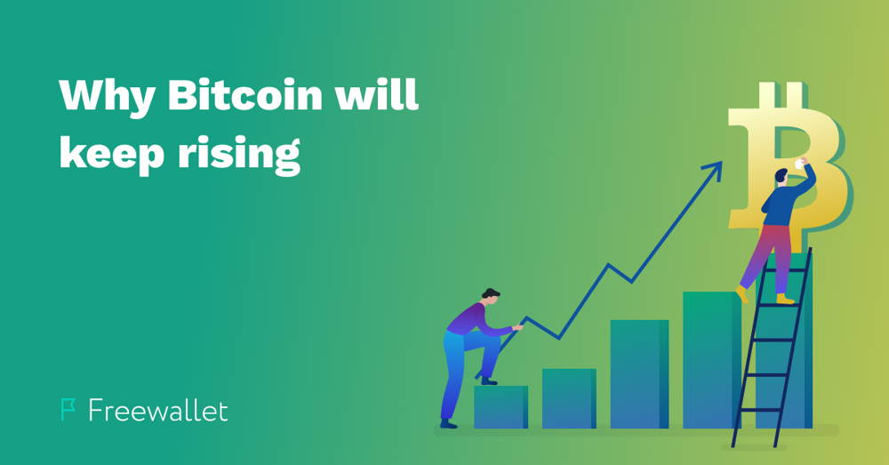 Why Bitcoin price will rise