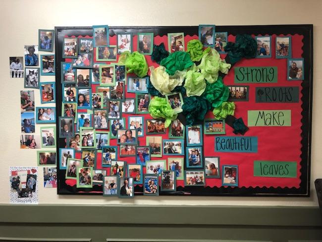 Grandparetns day board
