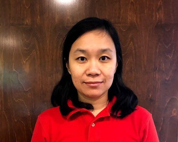 Ms. Sari , Infant Support Teacher