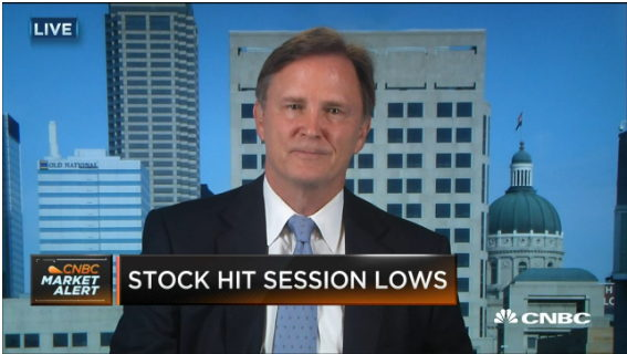 Bob Phillips Joins CNBC 'Gearing Up for Earnings'