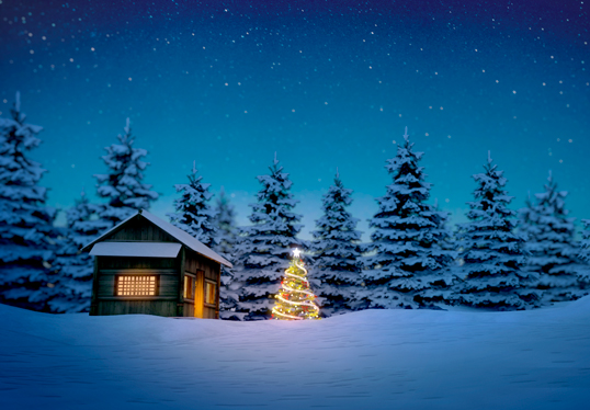 Costa Adeje - Have yourself an eco little Christmas with solar-powered Christmas lights