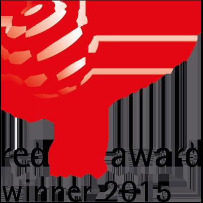 reddot award product design 2015