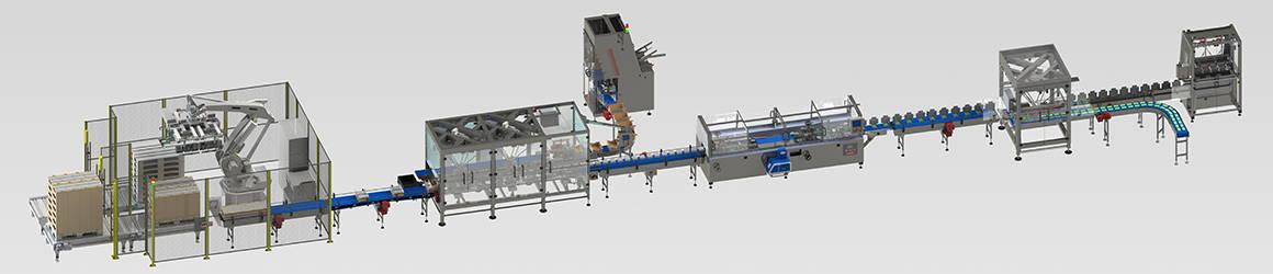 ET Pack Sprinter Carton Erecting Machines