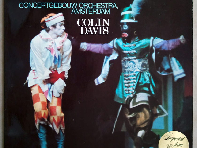Philips/Colin Davis/Stravinsky - Petrushka / NM