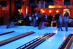 bowling as
