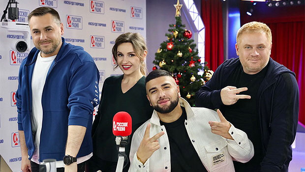 Артём Качер в гостях у «Русских Перцев» - Новости радио OnAir.ru