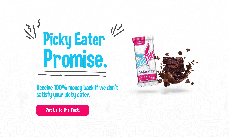 HEROFUEL- Picky Eater Promise