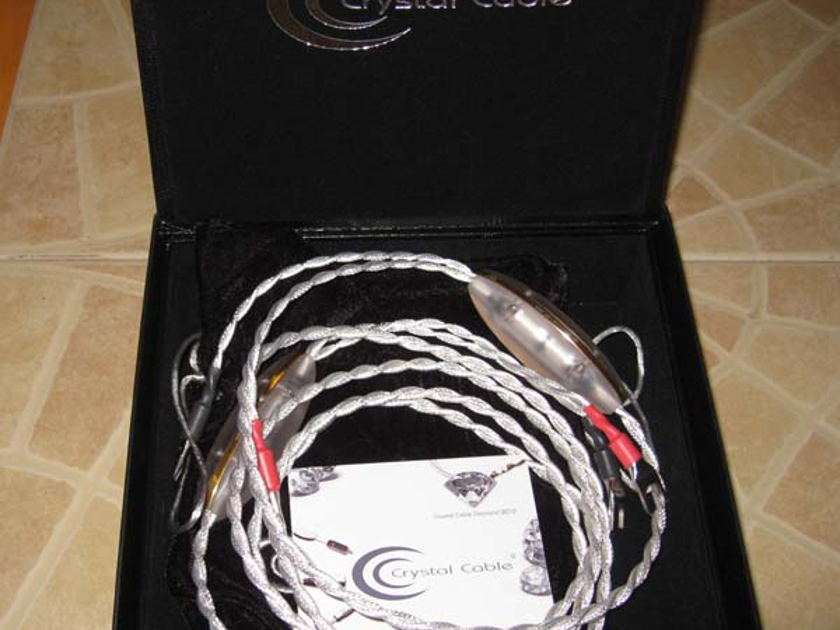 CRYSTAL CABLE DREAMLINE 2.5m Don't Dream About It Sound and $12,000 OFF!