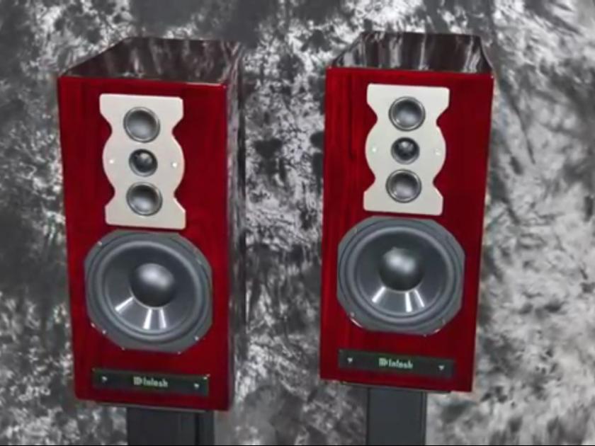 McIntosh XR50 Bookshelf Speakers