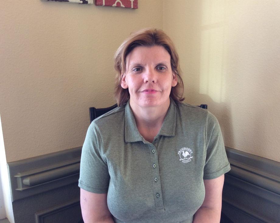 Ms. Harding , Pre-K Teacher