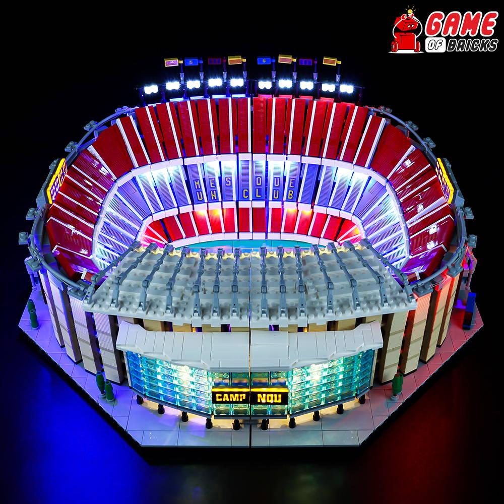 Light Kit for Camp Nou – FC Barcelona 10284