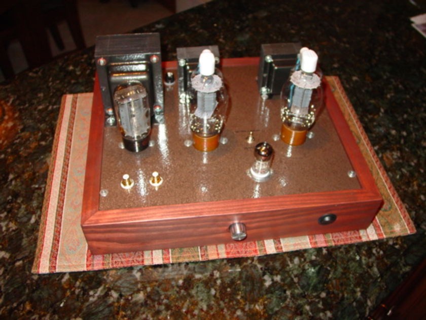 807 Stereo Tube Amplifier Singled-Ended Triode / Ultra-linear