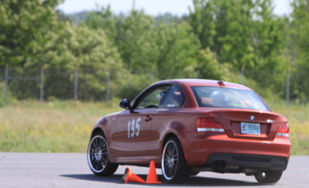 Boston BMW CCA Autocross Points Event 1