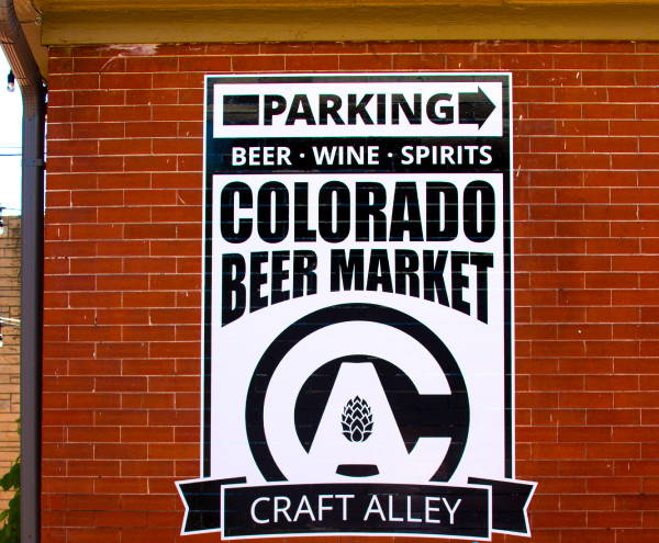 Spot Graphics - Colorado Beer Market