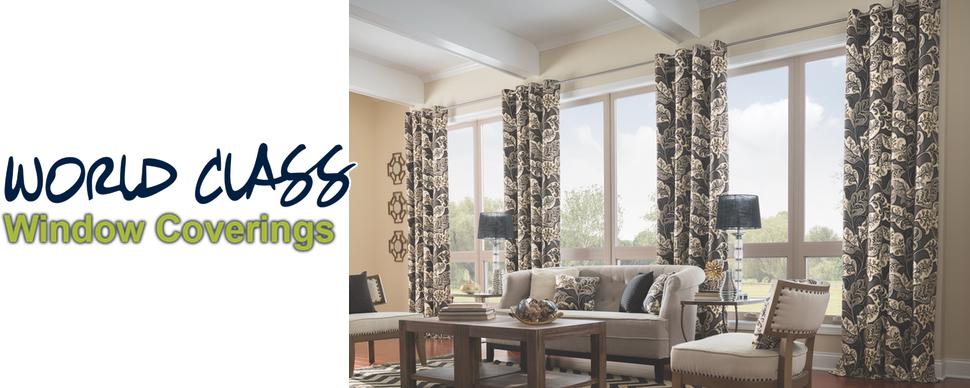 World Class Window Coverings, Co.
