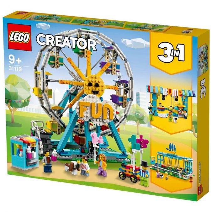 Ferris Wheel creator 3 in 1
