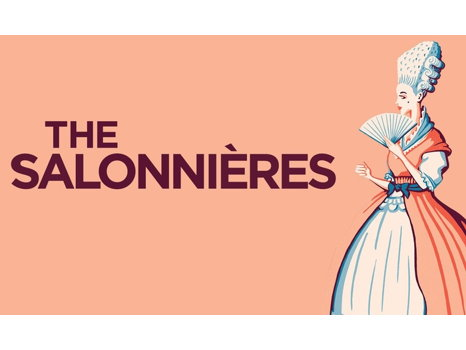 2 tickets to The Salonnieres at the Greater Boston Stage Company