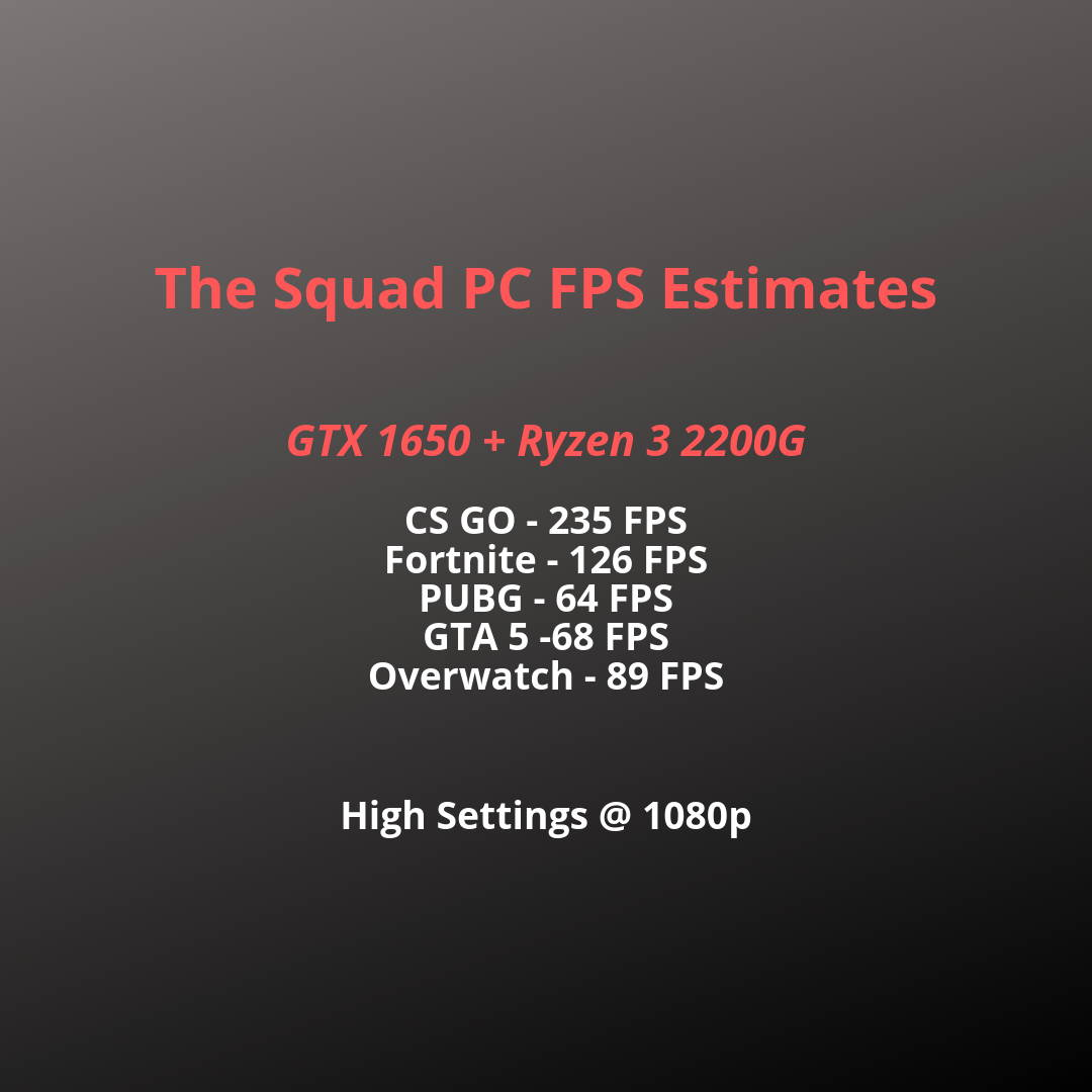 The Squad PC
