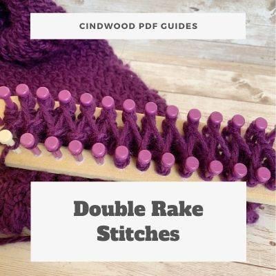 Double Rake Stitches PDF