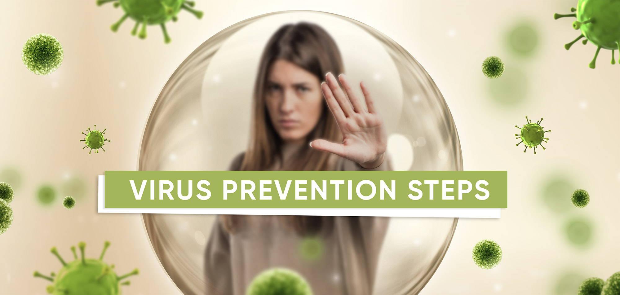 Virus Protection Steps