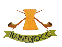 Rainford Cricket Club Logo