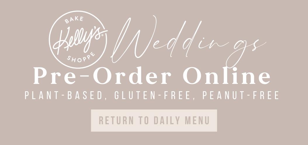 Logo - Kelly's Bake Shoppe | Weddings