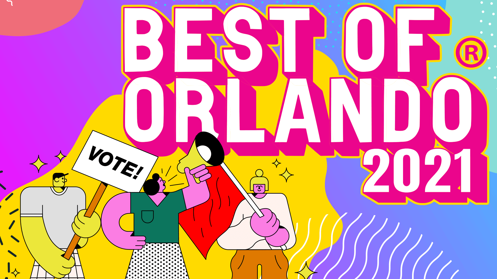 Best of Orlando® Readers Poll 2021