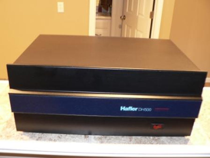 Hafler/Musical Concepts DH500 like new