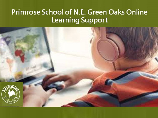 Online Learning Support for Elementary Students