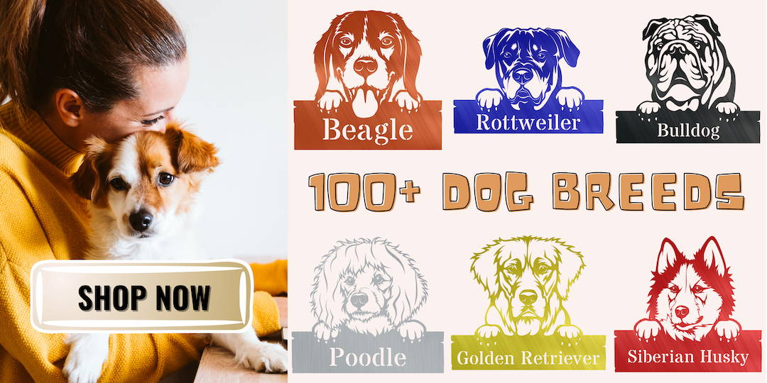 Dog Monogram