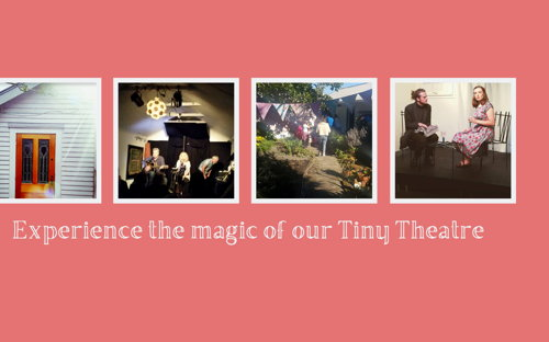 Magical Tiny Theatre Venue for Performances, Parties, Meetings and Communities in Sunny Westmere - 0