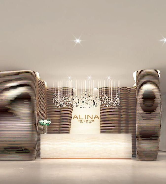 skyview image of ALINA Residences
