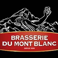 logo bière Mont Blanc collaboration zéro déchet