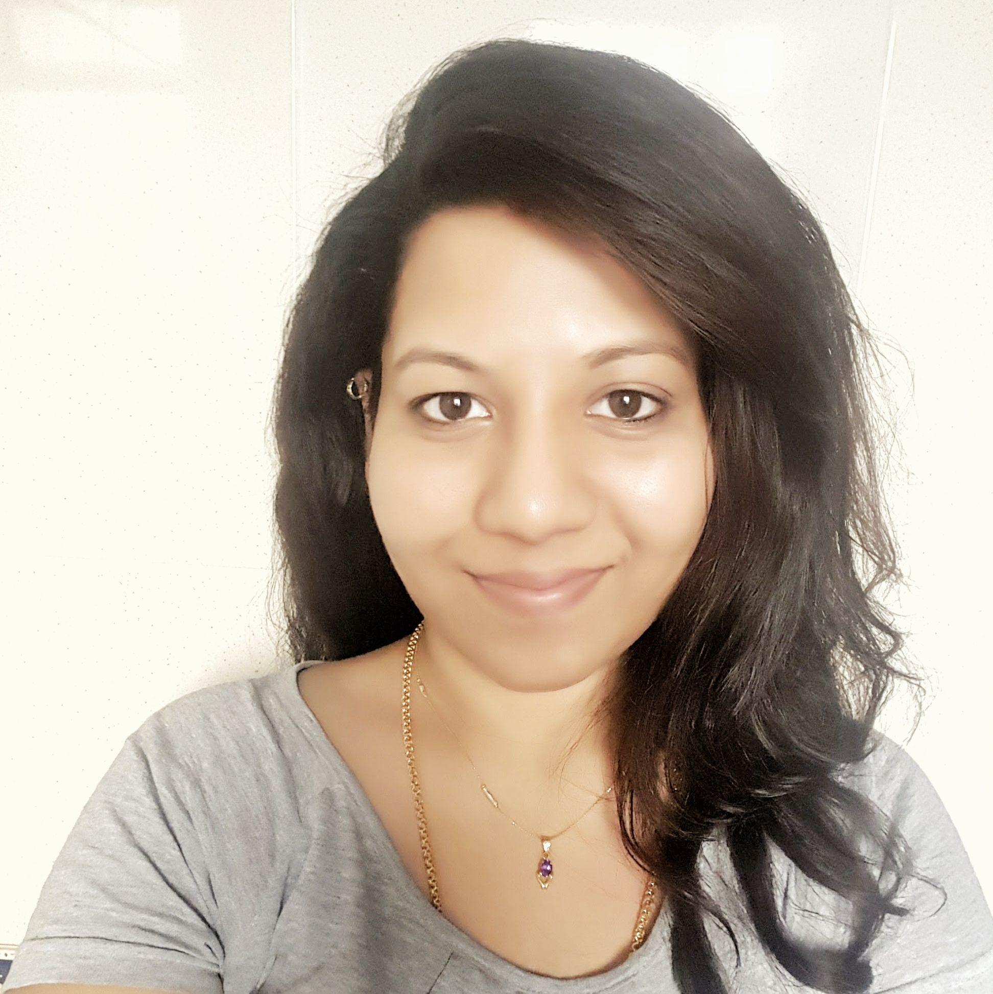 Vineetha Venugopal, Freelance .NET developer