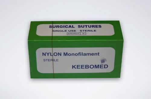 Nylon Monofilament Veterinary Surgical Sutures
