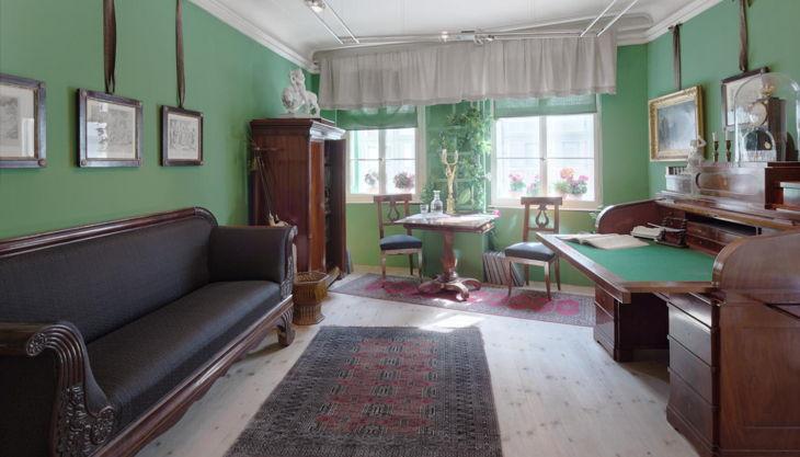 museum knoblauchhaus museum innen