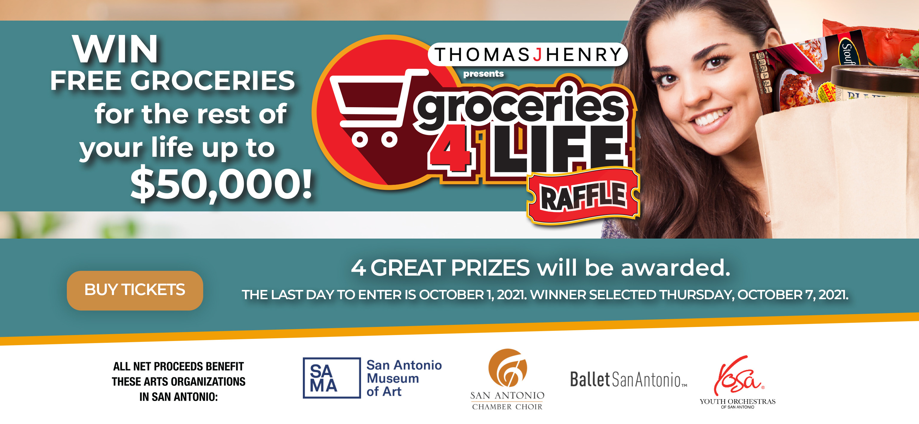 win groceries for life raffle