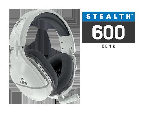 Casque Stealth 600 Gen 2 - PlayStation® - Blanc