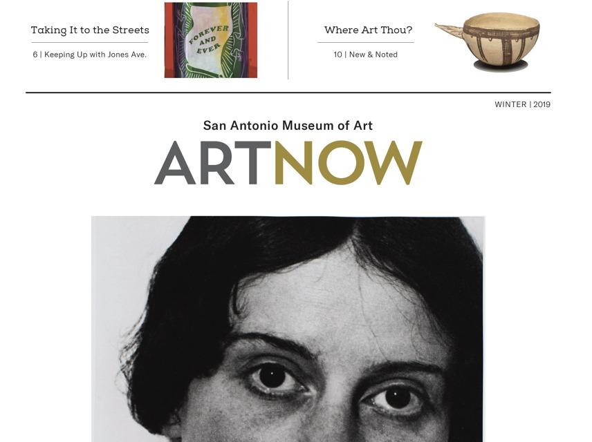 Art Now: Winter 2019