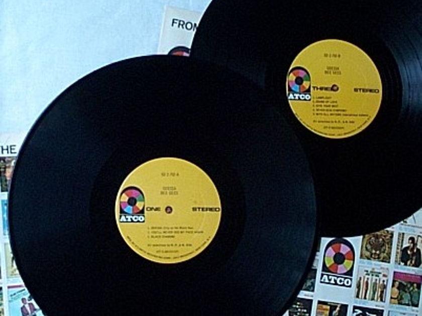 Bee Gees 2 Lp Set- - Odessa-rare orig 1969 album with red felt cover