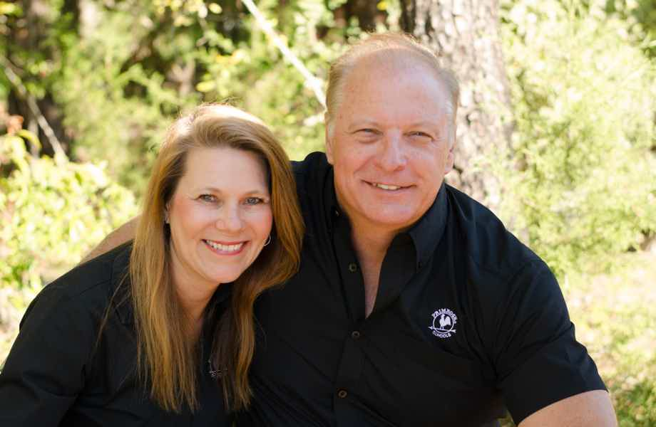 Franchise Owners of Primrose School Marybeth and Barry Mahal