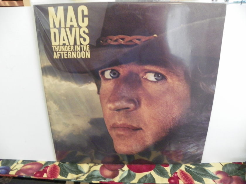 MAC DAVIS - THUNDER IN THE AFTERNOON
