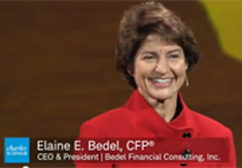 Elaine Bedel Honored to Make Opening Remarks at Schwab IMPACT 2014