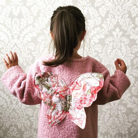 Пальто детское  Butterfly